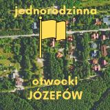 5150 m2 – Jednorodzinna – Józefów k/Otwocka