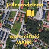 2986 m2 – Jednorodzinna – Marki, pow. wołomiński